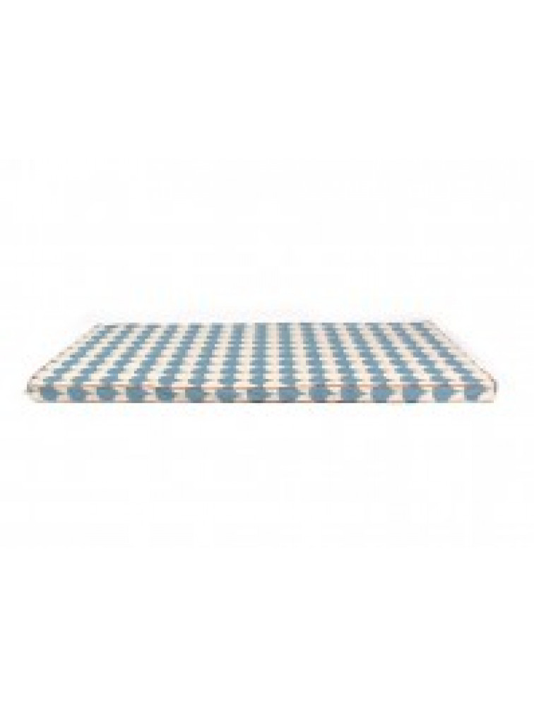 SAINT TROPEZ MATTRESS-BLUE SCALES