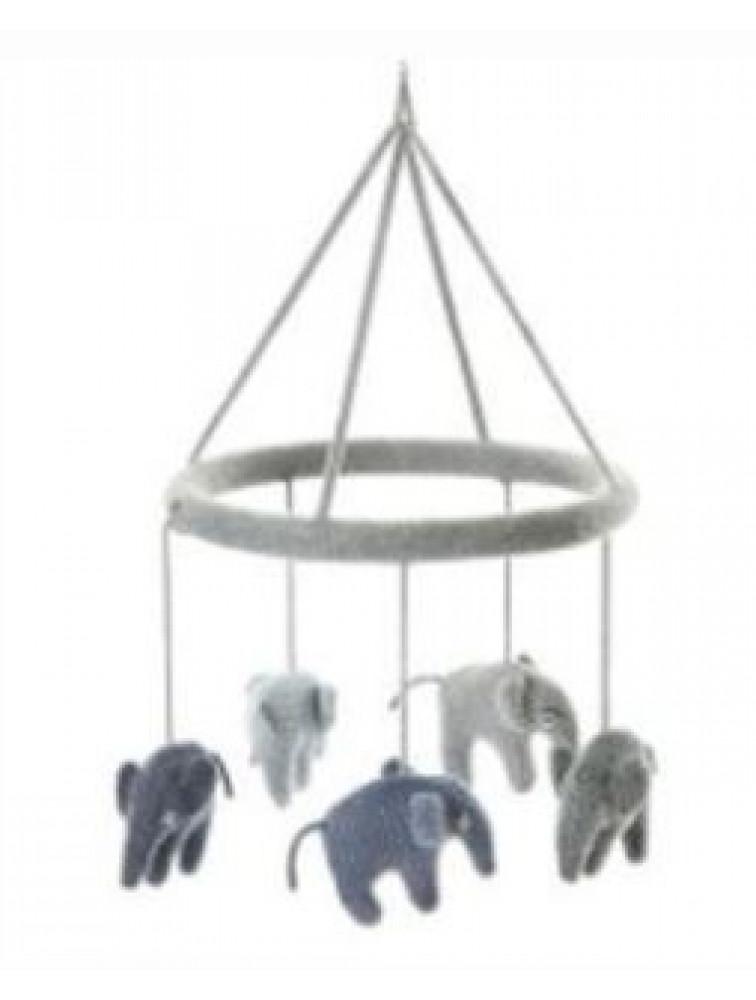 MOBİLE ELEPHANT / GREY-BLUE