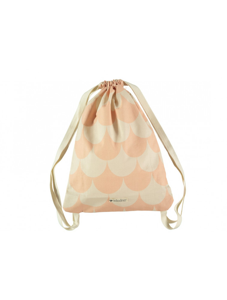 FLORENCIA BACKPACK - PINK SCALES
