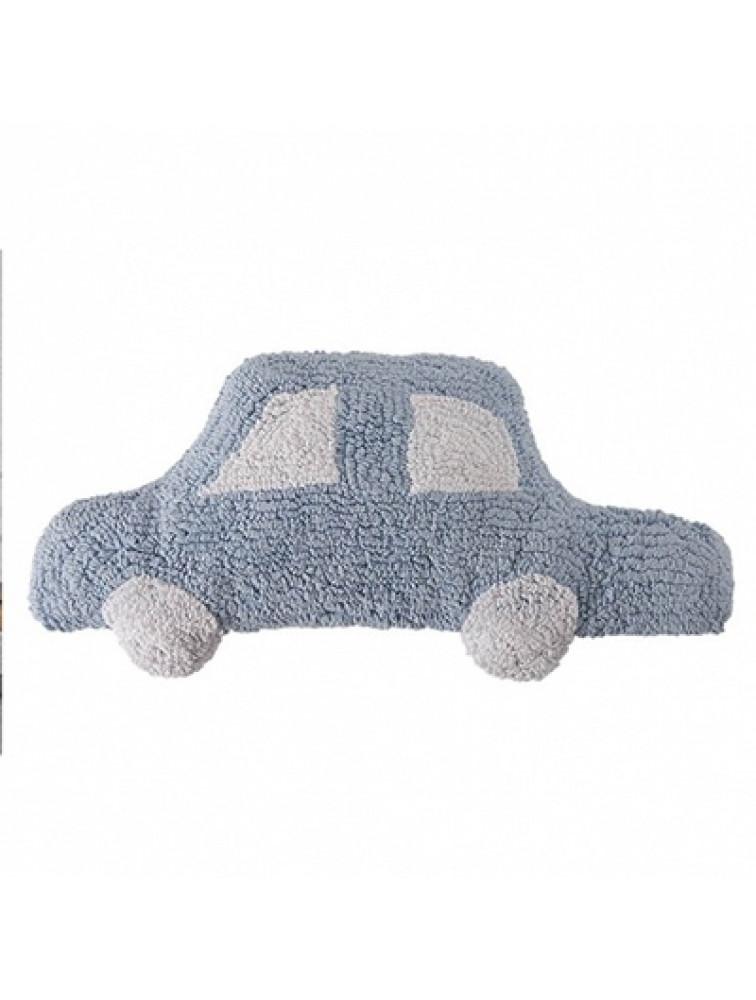 CUSHION CAR BLUE
