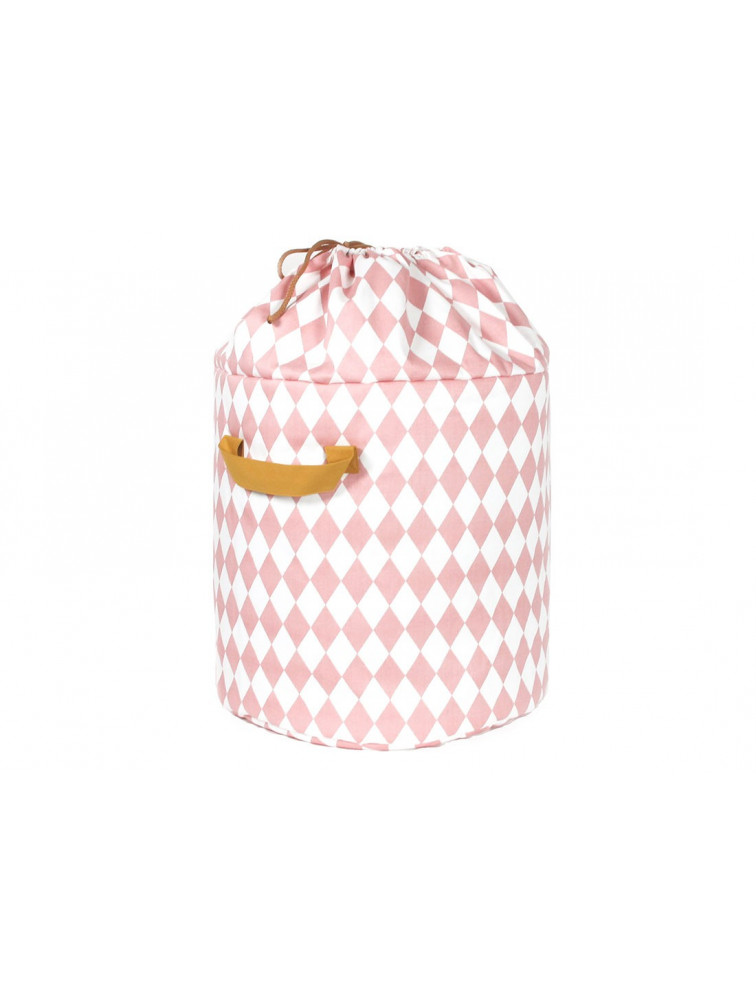 BAOBAB TOY BAG SMALL - PINK DIAMONDS