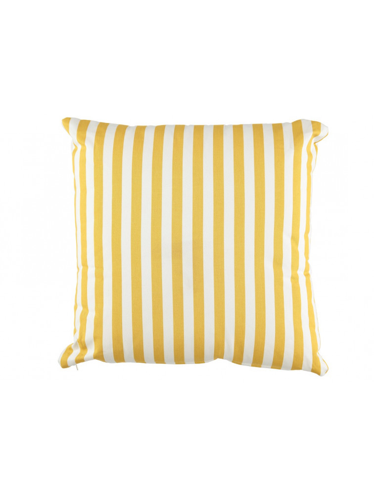 CUSHION ATHENA - HONEY STRIPES
